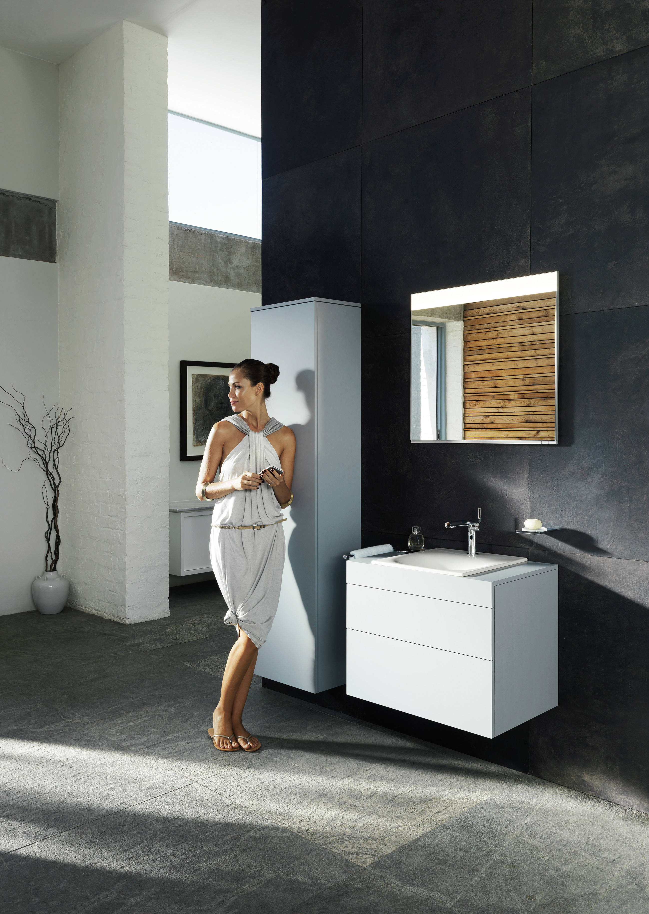 edition 400 by keuco castle tiles and bathroom studio. Black Bedroom Furniture Sets. Home Design Ideas