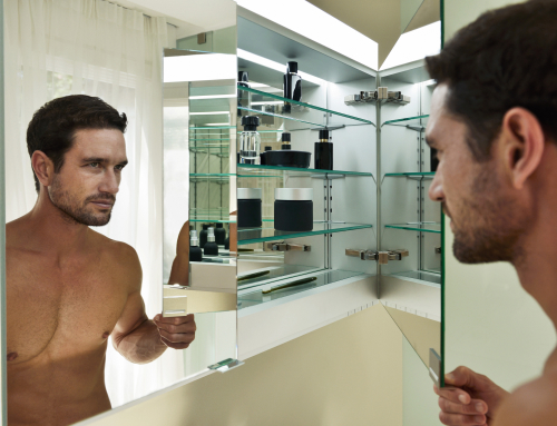 Edition 400 Mirror Cabinets by Keuco