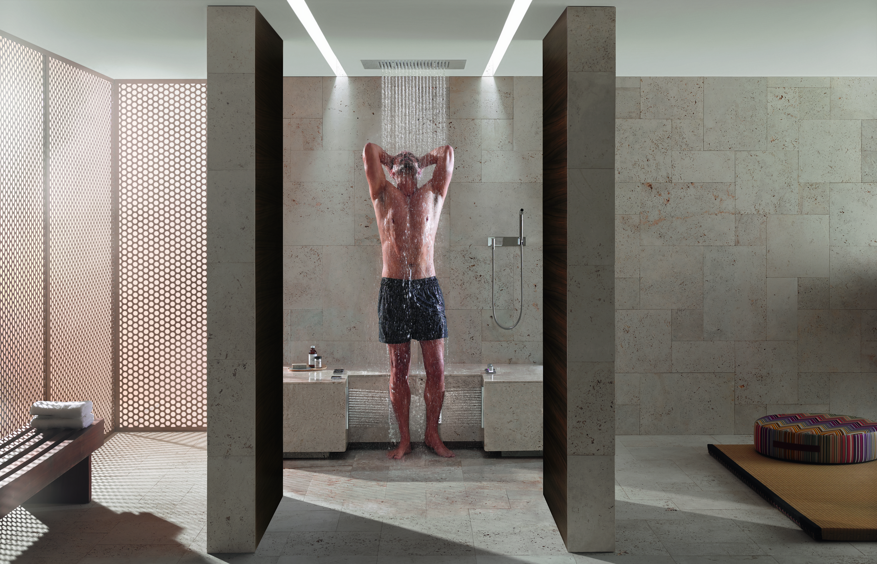 Comfort Shower by Dornbracht