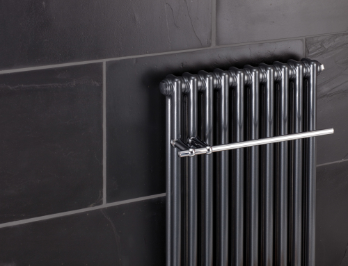 Classic Towel Warmer by Bisque