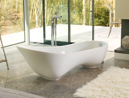 Cabrits Bath by Victoria & Albert