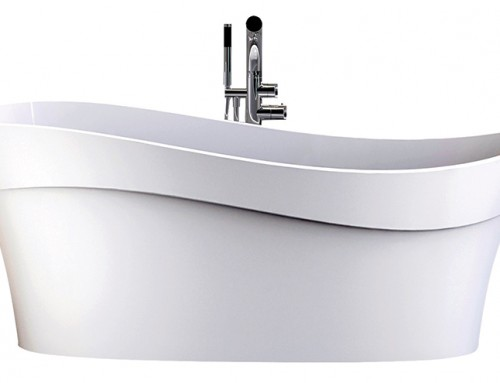 Pescadero freestanding bath by V&A