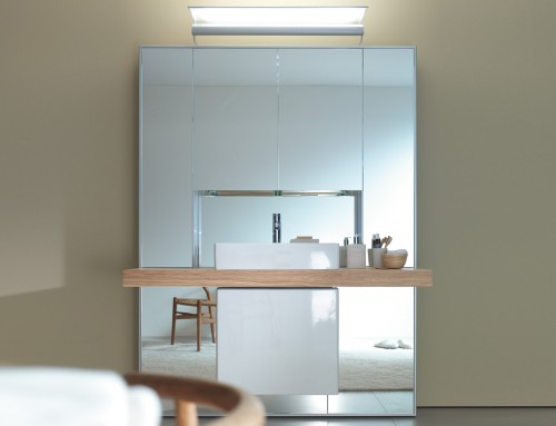 Mirror Wall System by Duravit
