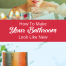 How To Make Your Bathroom Look Like New