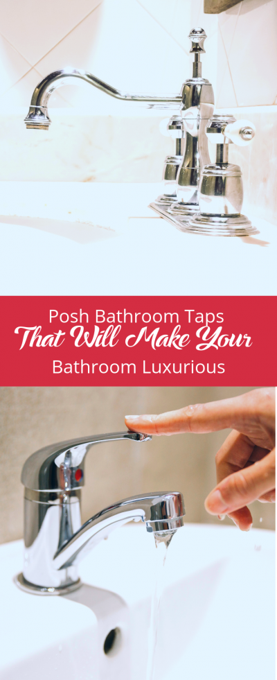 Posh Bathroom Taps (2)