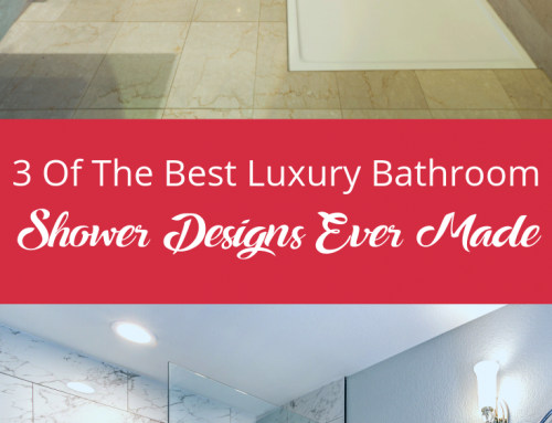 3 Of The Best Luxury Bathroom Shower Designs Ever Made