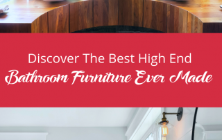 High End Bathroom Furniture