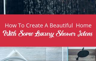 Luxury Shower Ideas