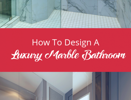 How To Design A Luxury Marble Bathroom