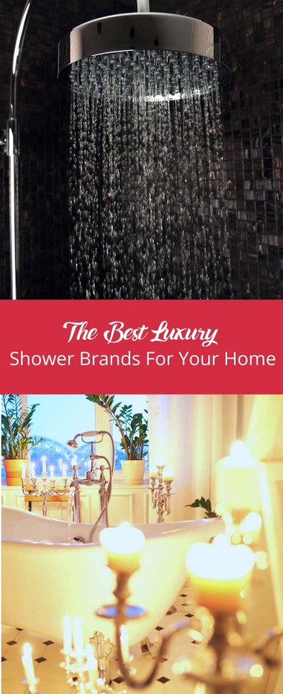 The Best Luxury Shower Brands From Your Local Cheshire Bathroom Showroom