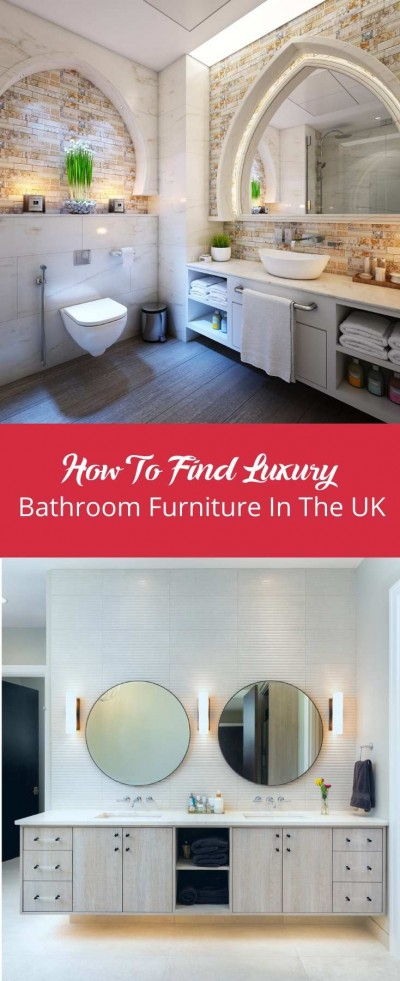 How To Find Luxury Bathroom Furniture In The UK Cheshire UK