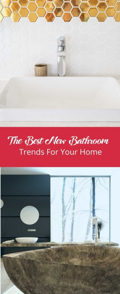 The Best New Bathroom Trends For Your Home Castle Tile & Bathroom Studio Northwich Cheshire