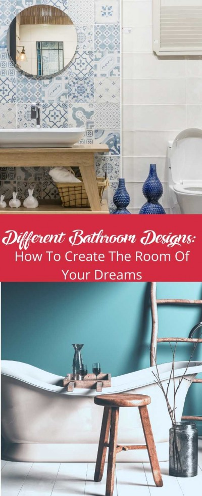 Different Bathroom Designs: How To Create The Room Of Your Dreams Castle Tile & Bathroom Studio Northwich Cheshire